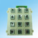 12 Keypad Assembly