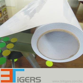 white matt pop-up; roll-up display media