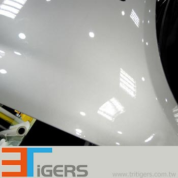 Super High Glossy Car Protection Film
