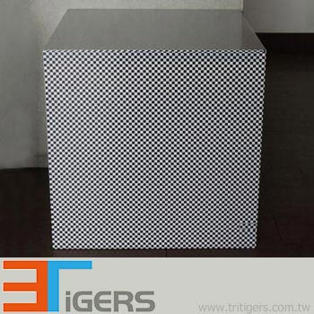 small check pattern auto graphic marking film