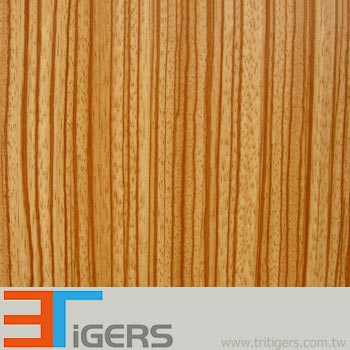 Wood film for home decoration