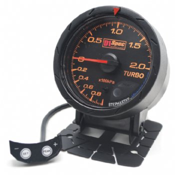 Distinct Racing Gauge II 60mm Black