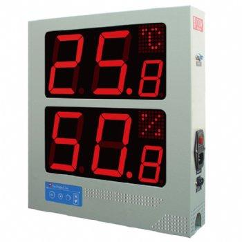 Alarm Hygrometer