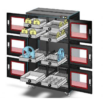 Options of slide drawers