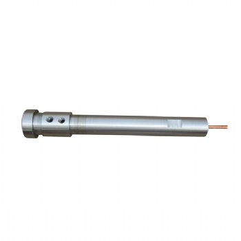 Plunger Rod With Cooling Pipe