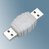 USB Adapter A Type Male to A Type Male
