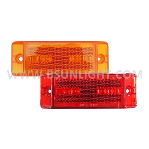 Reflex marker light