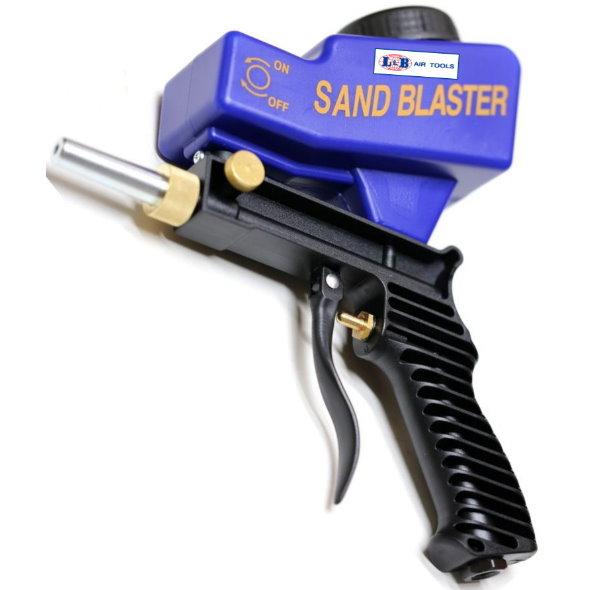 ABS  Gun Body, Steel Nozzle 5.0mm