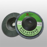 ZP-Zirconia Flap Disc (Plastic Backing)