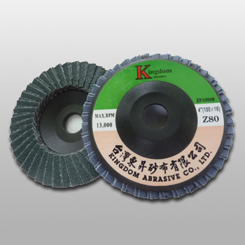 ZPD-Zirconia Double Flaps Disc (Plastic Backing)
