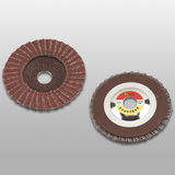 AFD-A/O Double Flaps Disc (Fiber Backing)