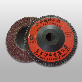 AP-A/O Flap Disc (Plastic Backing)