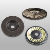 Silicon Carbide Flap Disc (Fiber backing)