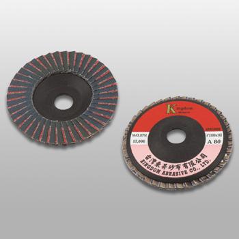 ZSPD-Zirconia & Ceramic Double Flaps Disc (Plastic Backing)