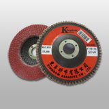 SF-Ceramic Flap Disc (Fiber Backing)