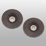 ZSFD-Zirconia & Ceramic Double Flaps Disc (Fiber Backing)