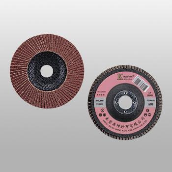 RF-A/O Flap Disc (Glass Fiber Backing)