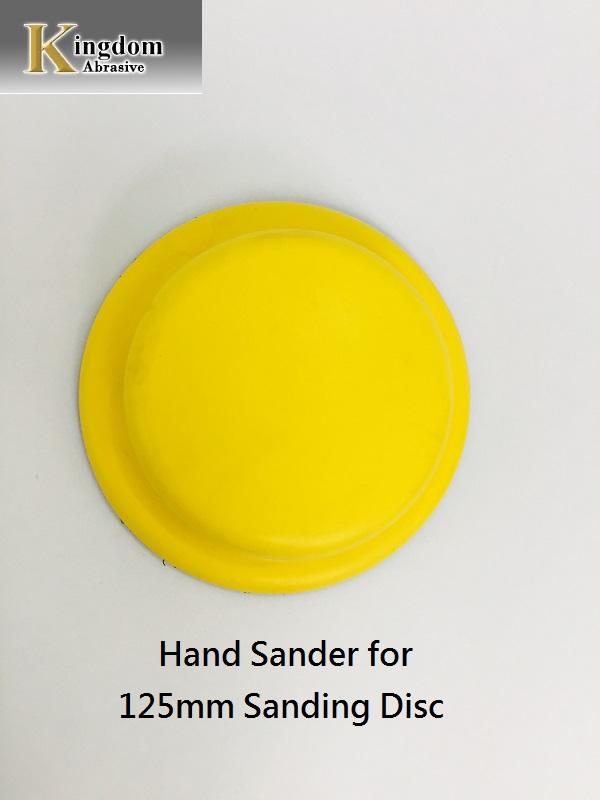 黏扣式PU手磨塊