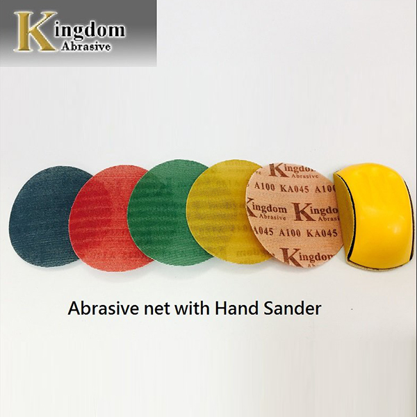 Hand Sander PAD for 150mm Sanding Disc