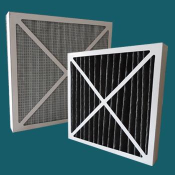 Activated Coal Fiber Filter