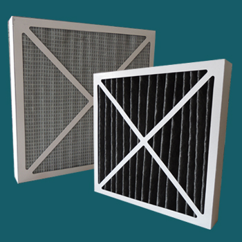 Activated Coal Fiber Filter