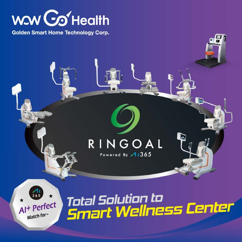 Total Solution to Smart Wellness Center