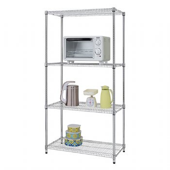 Wire Shelf - no wave side