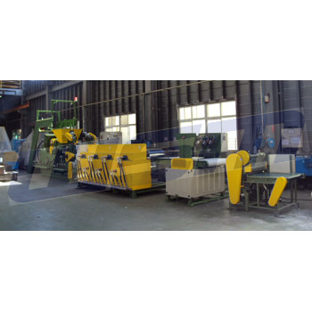 Rubber Compounding Line
