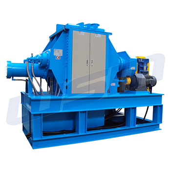 Open Type Kneading Extrusion (Rubber Extruder)