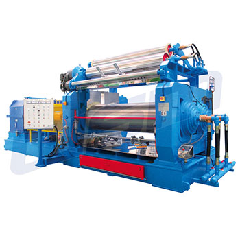 2-Roll Mill Machine (Roller Mill)