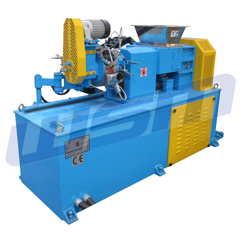 Y Type Twin Screw Extruder with Pelletizer