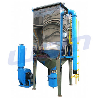 Dust Collector-Automatic Air Jet Cleaning