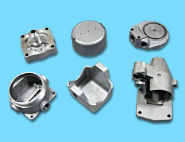 Zinc Die Casting Machinery Parts