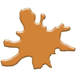 Brown Glaze Stains