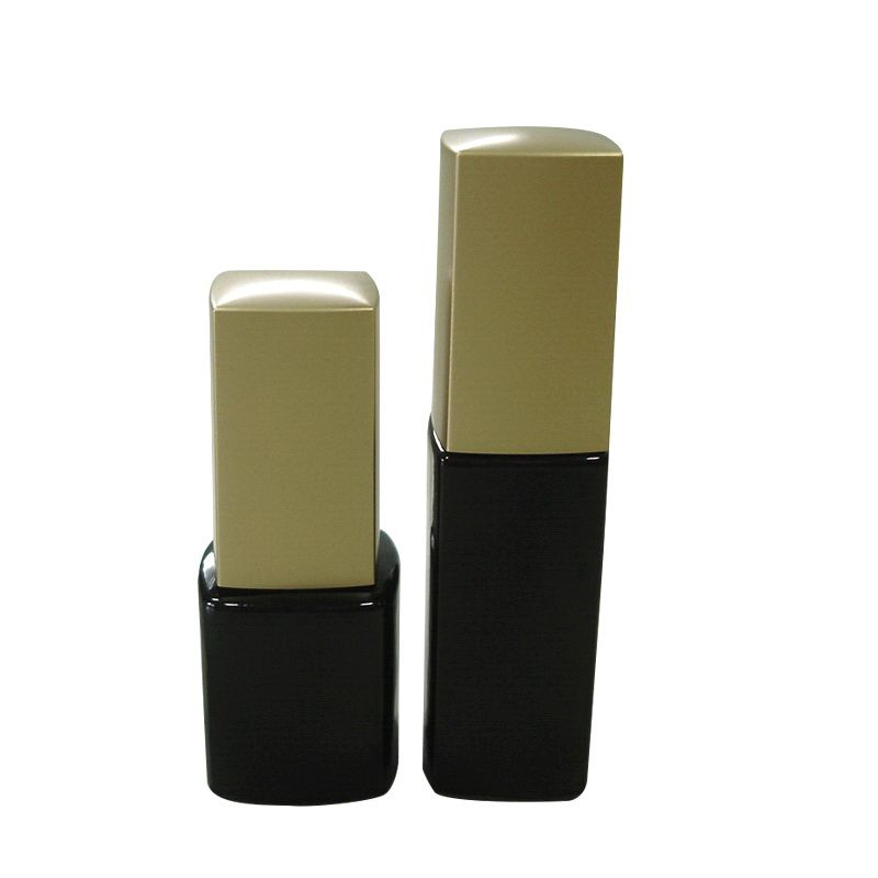 Soak Off Gel Nail Polish Glass Square bottle 7ml, 10ml