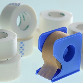 Non woven for medical tape