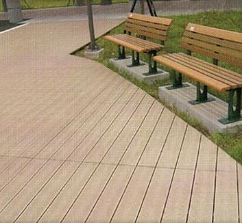 塑木複合材料
