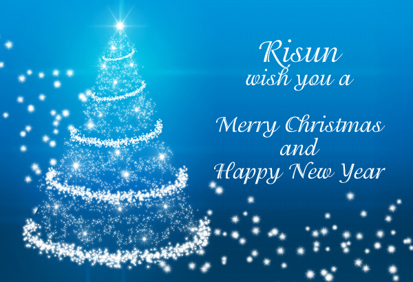 risun wishes you all the best and merry christmas happy new year