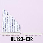1.0mm Pitch-BL123 - xxR