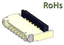 0.3mm Pitch FPC Connector BL310 Series(H1.9mm)