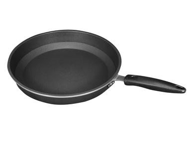 Aluminum Cookware Fry Pan Polygonal Nmp Series
